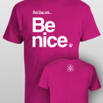 And Dog Said Be Nice - men berry