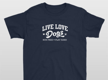 team live love dogs youth - ftr